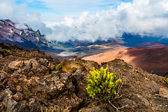 Haleakala Volcano, Maui - 59 (www.bazpics.com) Tags: park mountain rock landscape volcano hawaii lava us amazing scenery rocks unitedstates cone extreme maui national haleakala valley ash hi volcanic devastation cinder dormant cindercone kula devastated