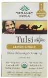 Organic India Tulsi Tea,Lemon Ginger, 18 Count (Pack of 2) (cars picture) Tags: india ginger pack organic count tulsi tealemon
