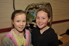 Laoise Breslin and Ella O'Neill (ballymorebugle) Tags: ireland kildare ballymorebugleballymoreeustace