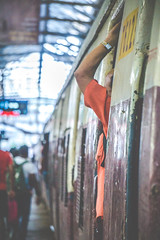 Train, take me home (SandmaxPrime) Tags: streets fort streetphotography mumbai cst mumbailocal apsc mirrorless sony55210 sonya6000