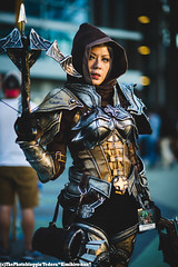 BlizzCon 2015 (Kimihiro-kun) Tags: cosplay gaming convention blizzcon cosplayer blizzard 2015 entertaiment