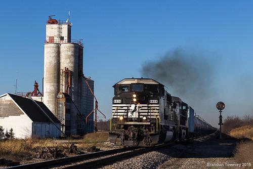 NS 64N in North Robinson, Ohio