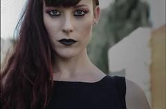 Martina - Black Mood ( Bastiart  Paolo B-astia) Tags: show red black hotel do mood paolo slide acqua decline martina eleonora onde sacchetti vasca volpi malessere angoscia qualms spiacevole chuckay