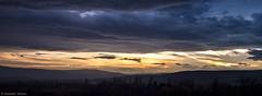 Last moments (rbsotirov) Tags: sunset sky panorama mountain nikon d3300