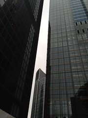 The Three Sisters (Lord Eglinton) Tags: city london tower architecture skyscraper aldgate futurist