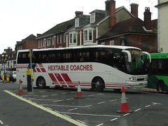 Hextable A2 HEX (Coco the Jerzee Busman) Tags: uk england bus coach hampshire southampton