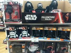 Star Wars Merchandising PillowTime Pals (Lynn Friedman) Tags: sanfrancisco starwars 94103 merchandising bedbathandbeyond lynnfriedman pillowtimepals