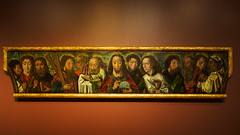 """Christ and the Apostles"", German, c. 1500 (Joey Hinton) Tags: olympus omd em1 cincinnati art museum mft m43 microfourthirds 1240mm f28"