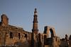 Ruyins of Qutub Minar (taharaja) Tags: agra agrafort babytaj bazaar delhi delhimasjid fatehpursikri india indiagate jamimasjid minaret olddelhi oldmarket qutubminar redfort tajmahal tower