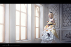 Felt (Tumeatcat) Tags: anime cosplay portrait rezero felt nikon d800