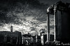 Rome Wasn´t Built in a Day (Juan Figueirido) Tags: rome roma lazio romanforum fororomano romantemple temple ancientrome ancienthistory romaantigua foro travel italy italia fz1000 blackandwhite blancoynegro architecture arquitectura viajar holidays vacaciones