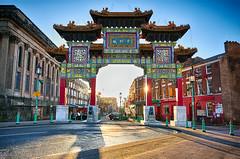 Liverpool Chinatown (ThrottleUK) Tags: liverpool merseyside england fuji x70 fujifilm hdr chinatown