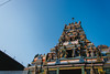 Skanda temple (runovv) Tags: srilanka asia nature sky temle colours architecture art sculpture building hinduism hindu india blue religion galle