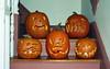 lb-024-2002-021 (Paul-W) Tags: halloween 2002 pumpkins jackolanterns carved faced light candles