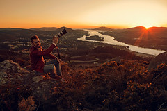 13/365 (Luis Valadares) Tags: lens portugal photography people photographer pretty portrait project light