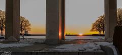 DSC_3200 (cptok) Tags: rouge cimetière américain welkenraedt americain graveyard american soleil sun