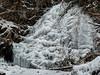 Chute d'eau gelée (pascal_roussy) Tags: glace neige hiver eau ice snow winter water paysage landscape québec canada gaspésie nature nikon d3100