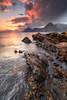 Playa del Lastre, Portman (Carlos J. Teruel) Tags: rock mediterraneo nikonafsnikkor1835mmf3545ged nikon sunset inverso filtros 1835 rocas marinas nikon1835 cielo mar xaviersam nubes cloud carlosjteruel sea d800e murcia gnd atardecer photography landscape