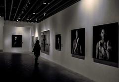 Mostra fotografica (u.giommetti) Tags: people persone museopabloserrano biancoenero blackandwhite saragozza zaragoza spagna spain espana europa europe