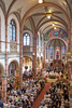 View from Main Church Organ, Laurentiuskerk, 2016 (pmhudepo) Tags: laurentiuskerk stlawrence heemskerk kerk church churchhall kerkdienst leicamptyp240 leicasummicronm352asph