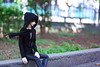 In constant wait... (fadeddreamss) Tags: doll toy abjd bjd asianballjointeddoll balljointeddoll fadeddreamss originalcharacter oc crobidoll zack theripper artemiselfenlied photography