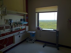 ICU Room with a View (benhosg) Tags: icu hospital stonybrook stonybrookuniversityhospital