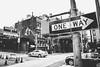 ONE WAY (Robbi_An) Tags: oneway newyorkcity newyork usa leicaq leica street blackandwhite schwarzweiss bw nyc