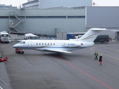 H4T M-KENF (aledy66) Tags: zrh lszh airport aircraft airplane canon h4t hawker horizon 4000 mkenf flughafen
