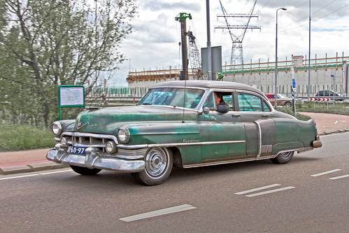 Cadillac Sixty Special Fleetwood 1952 (1712)