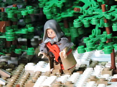 The Revenant (brickdetailer) Tags: revenant movie trapper indian gun bear blood stuff photo lego follow me