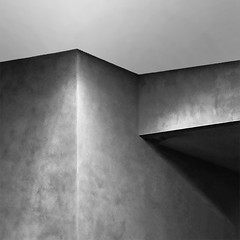 Concrete forms - (keinidyll) Tags: form bw mimimal abstract