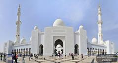 Abu Dhabi - Sheikh Zayed Grand Mosque 1 (Nmeth Viktor) Tags: viktor uae grand mosque zayed abu dhabi sheikh nmeth vilgutaz drnvq