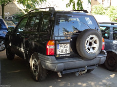 Chevrolet Tracker (peterolthof) Tags: chevrolet tracker peterolthof
