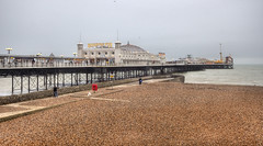 "Brighton Pier in Winter • <a style=""font-size:0.8em;"" href=""http://www.flickr.com/photos/45090765@N05/20930028959/"" target=""_blank"">View on Flickr</a>"