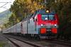 2ES4K-136 (zauralec) Tags: поезд локомотив станция электровоз лазаревская 2es4k 2es4k136 2эс4к