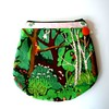 heather ross zipper bag tiger lily (andrea creates) Tags: august15 heatherross zipperpouch