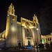 Cathedral of Merida. Yucatán, Mexico