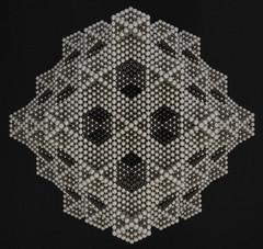 "Layered Cuboctahedron Frame Octahedron Lattice Rhombic Dodecahedron <a style=""margin-left:10px; font-size:0.8em;"" href=""http://www.flickr.com/photos/76197774@N08/21258166208/"" target=""_blank"">@flickr</a>"