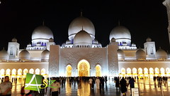El shiekh zayed Mosque 18 (afnansz) Tags: mosque zayed  shiekh