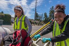 Canopy EPA Planting 09-25-2015-2 (CANOPY PHOTOS) Tags: volunteers nini neighborhood eastpaloalto planting vols kimbo buildingblocks epapa photobyfedericaarmstrong epapaidentify