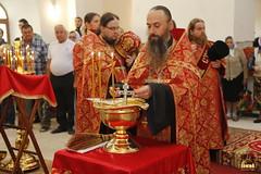 012. Patron Saints Day at the Cathedral of Svyatogorsk / Престольный праздник в соборе Святогорска