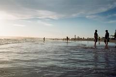 High tide (mlombardo112) Tags: california film beach nature analog 35mm lens landscape gold nikon focus kodak superia 400 200 fujifilm f3 manual nikkor xtra fujicolor fe2