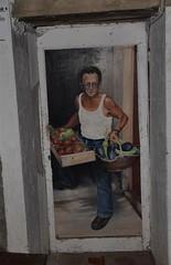 Valloria (080) (Pier Romano) Tags: doors painted liguria porte imperia artisti dipinte valloria dolcedo