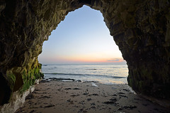 FROM WITHIN  -  (Selected by GETTY IMAGES) (DESPITE STRAIGHT LINES) Tags: sea england sky cliff cloud beach nature beautiful beauty rock sunrise landscape dawn bay chalk kent seaside sand nikon rocks flickr day sandy tide debris shoreline cliffs clear shore northsea getty inside cave naturalbeauty botanybay troglodyte tidal mothernature gettyimages within firstlight granules broadstairs sigma1020mm thenorthsea earlylight paulwilliams sigma1020mmexdchsm d7000 botanybaybeach nikond7000 chalkcave sandyshoreline despitestraightlines sunriseoverbotanybay botanybayengland sevenbaysofbroadstairs botanybaybroadstairsbotanybaykent thesevenbaysofbroadstairs