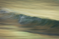 time nor tide wait for no man (Padamski) Tags: sea waves impressionism icm northwales trefor