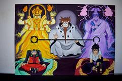 Naruto Ralisation Toile + Posca (SyK.PsyKeDeLic) Tags: anime art photo manga mini dessin peinture creation demon syk tableau naruto mur bd sasuke cadre dcoration toile sangoku dco artiste realisation acrylique artistique posca dbz psykedelic sykpsykedelic