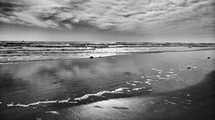 Silver Beach (Catherine Restivo) Tags: jerseyshore mobitog snapseed iphone5s