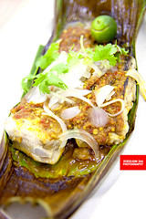 Sambal Stingray (APERTURE X & THE CULINARY ADVENTURER) Tags: food singapore stingray sambal bbqseafood