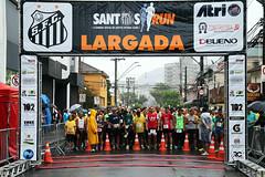 Santos Run 5K (Santos Futebol Clube) Tags: de run vila santos rua corrida 5k belmiro 2015