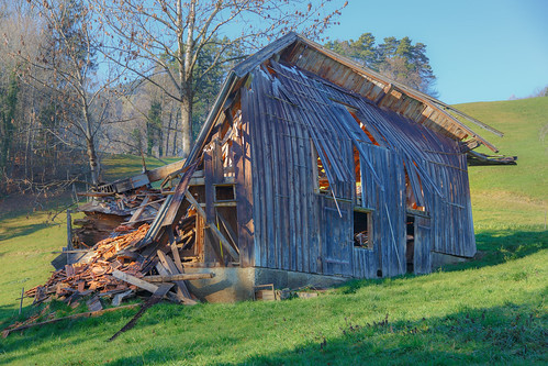 The Too Old Barn